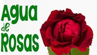 cómo hacer agua de rosas casera innatiacom