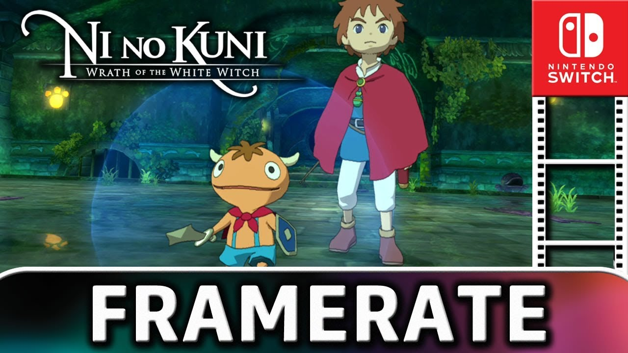 Ni no Kuni: Wrath of the White Witch | Frame Rate TEST on Nintendo Switch
