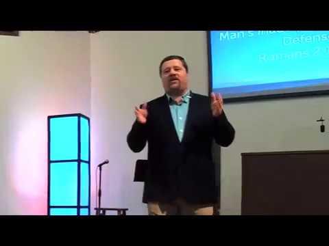 "Romans 2:17-29 Examining Man's ""Religious"" Defense"