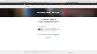 ID / Passwort beim iPhone vergessen - was kann man machen?