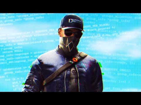 HACKING THE UNITED STATES GOVERNMENT! (Watch Dogs 2 Funny Moments)