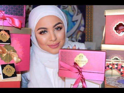 هدايا رمضان من the body shop !!