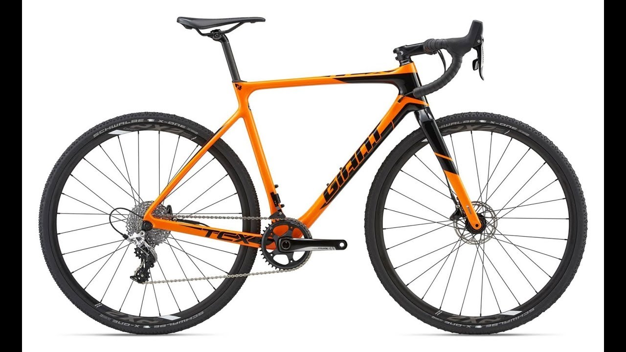2018 Giant Bike Lineup: Cross/Gravel/Road