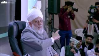Gulshan-e-Waqfe Nau (Khuddam / Gents) Class, Germany: June 2013 (Urdu)