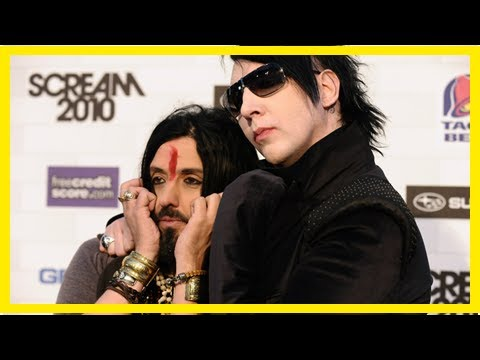 Marilyn manson opens up about relationship with sacked bassist twiggy ramirez after rape allegation