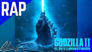 Rap De Godzilla 2: El Rey De Los Monstruos EN ESPAÑOL (WARNER BROS.) || Frikirap || CriCri :D