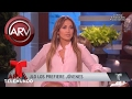 Jennifer López aclara si los prefiere jóvenes | Al Rojo Vivo | Telemundo