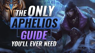 The ONLY Aphelios Guide You'll EVER NEED - League of Legends Season 10