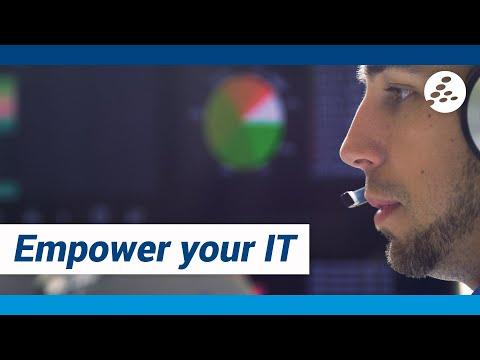 Empower your IT - baramundi software AG