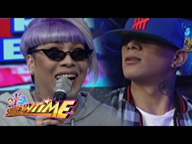 It's Showtime: Vice Ganda asks Hashtags if their allowance is not enough