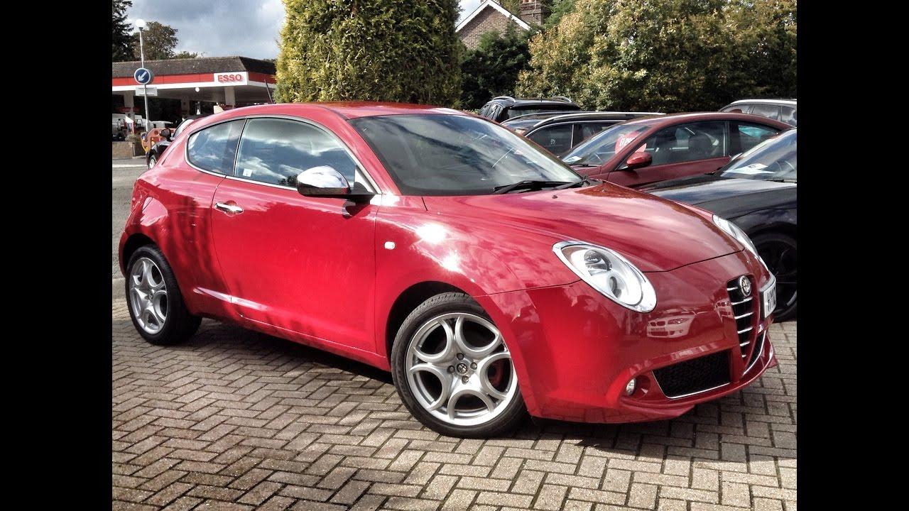 Alfa Romeo Mito TB MultiAir Veloce Dr For Sale At CMCCars - Alfa romeo mito for sale