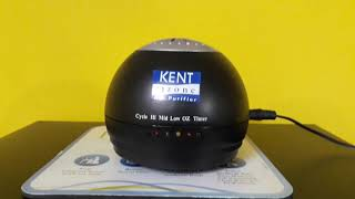 Kent Table Top Ozone Air Purifier