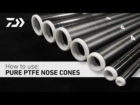 Daiwa Custom Fit Pure PTFE Nose Cones