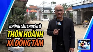 Điểm nóng thôn Hoành, xã Đồng Tâm những ngày giáp Tết, và những câu chuyện nghe từ nhiều phía.