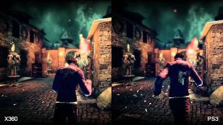 Shadows of the Damned PS3/Xbox 360 Comparison