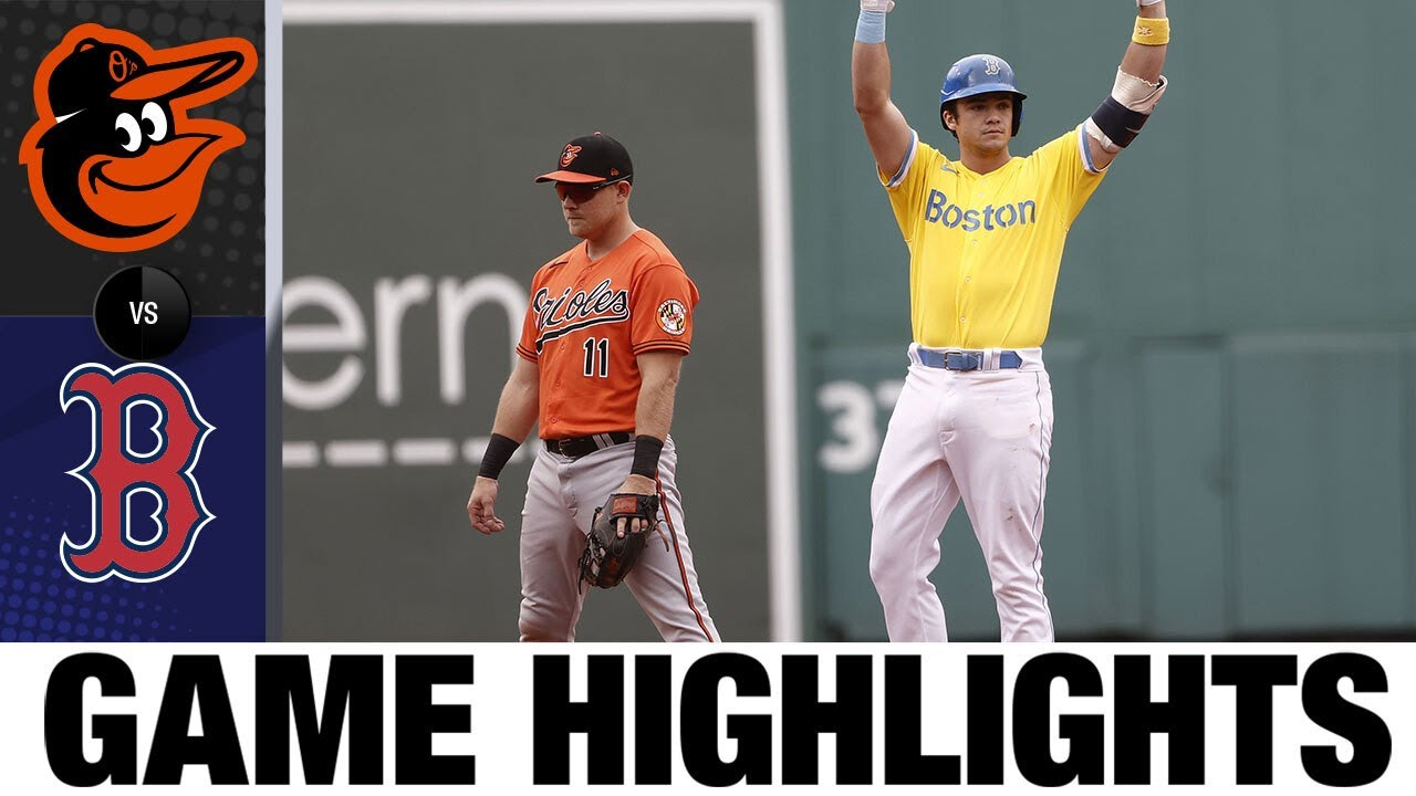 Download Orioles vs. Red Sox Highlights (9/18/21)   MLB Highlights