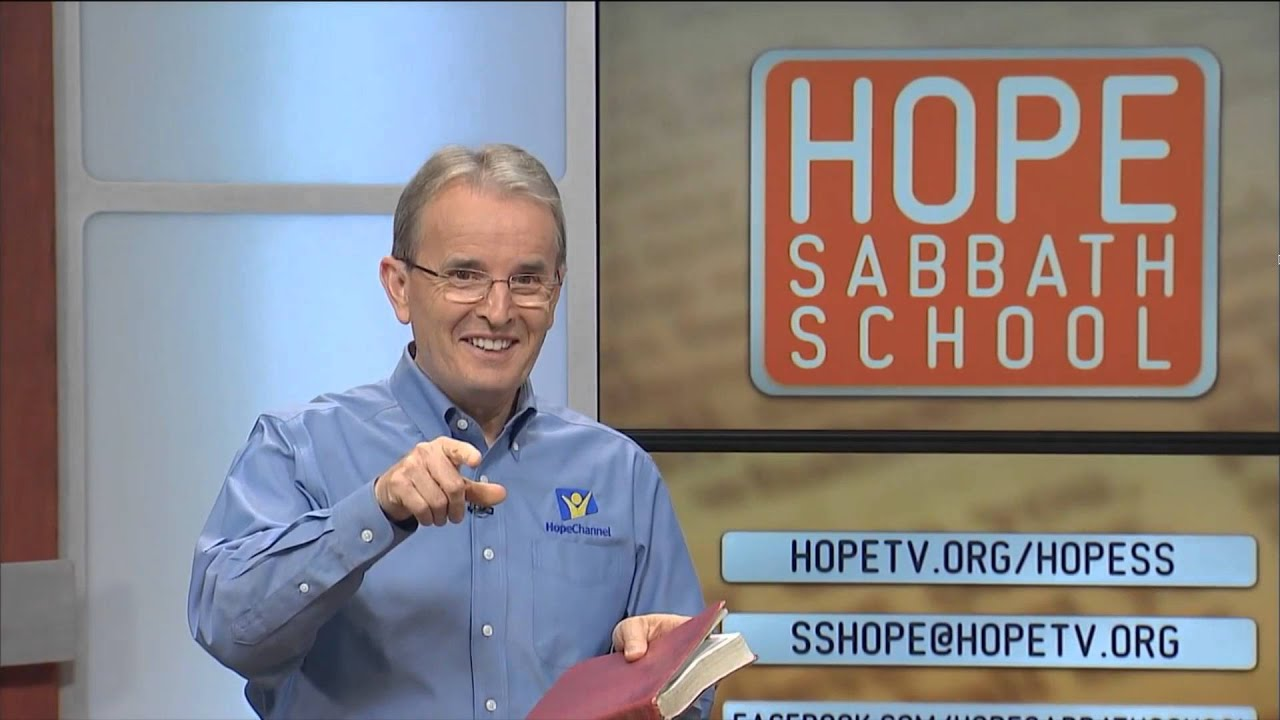 Hope Sabbath School: Lesson 11 - Peter on the Great Controversy (1st Qtr 2016)