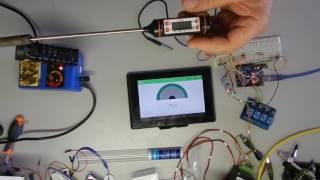 Обзор электронного термометра TP101