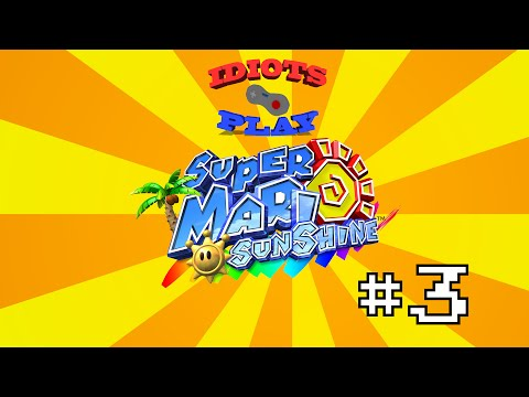 Super Mario Sunshine #03: Collect-'Em-Ups