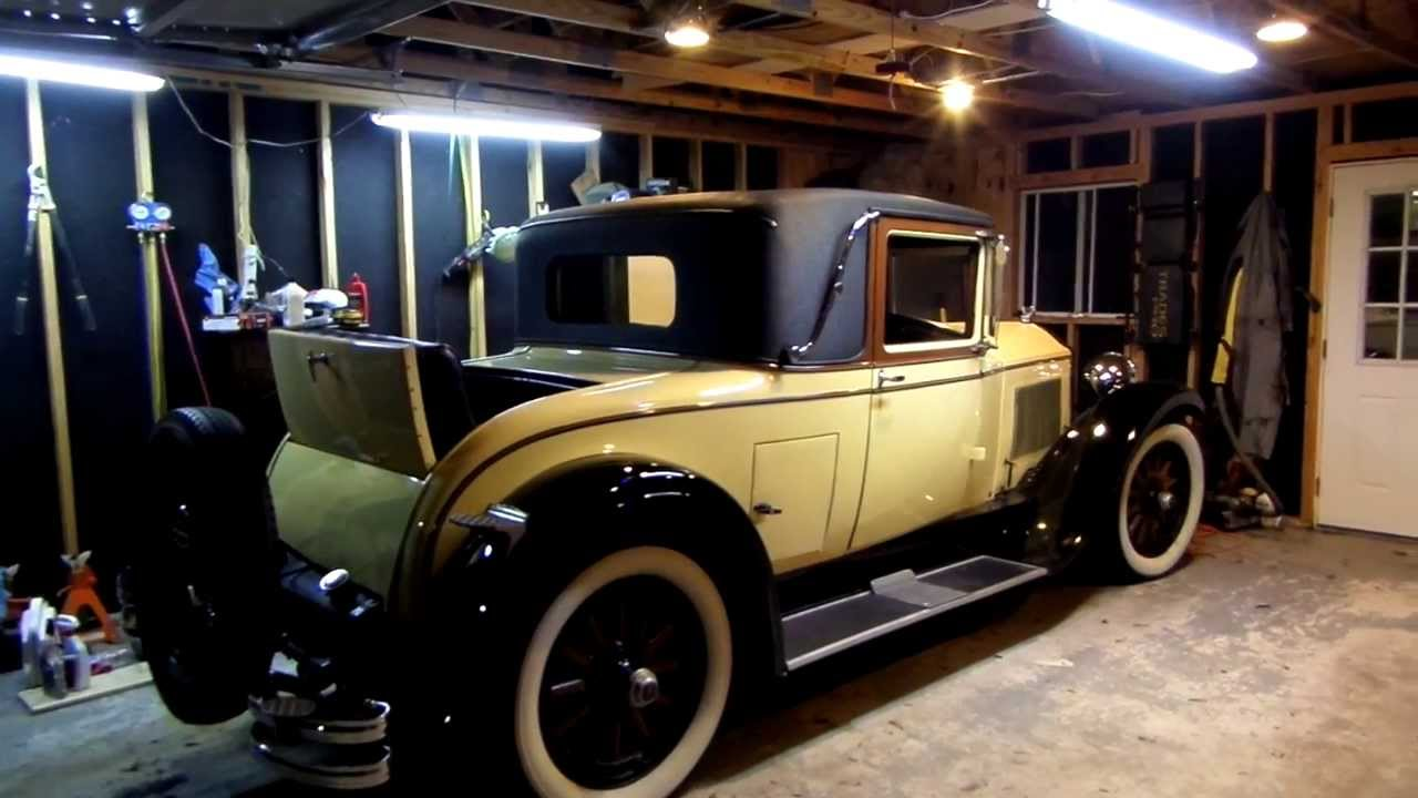 1928 buick master country club coupe - youtube