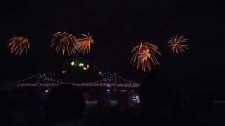 Busan firework Festival 2016 - China team 2