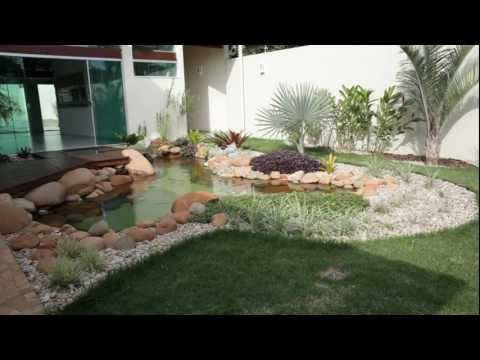 Natural lagos a tranquilidade de um lago natural youtube for Como construir un lago artificial