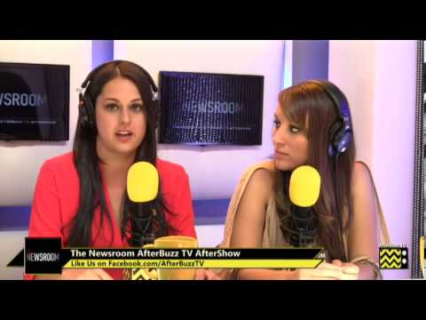 "The Newsroom After Show w/ Kelen Coleman Season 2 Episode 9 ""Election Night, Part II"" | AfterBuzz TV"