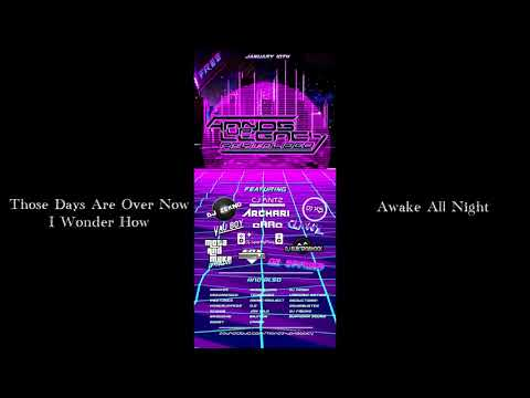 DJ Elektroshock - Where Are The Days?