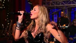 Leona Lewis - I Got You - David Letterman Show - HD HIFI