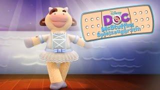 Doc McStuffins - Clip: Die Ballerina | Disney Junior
