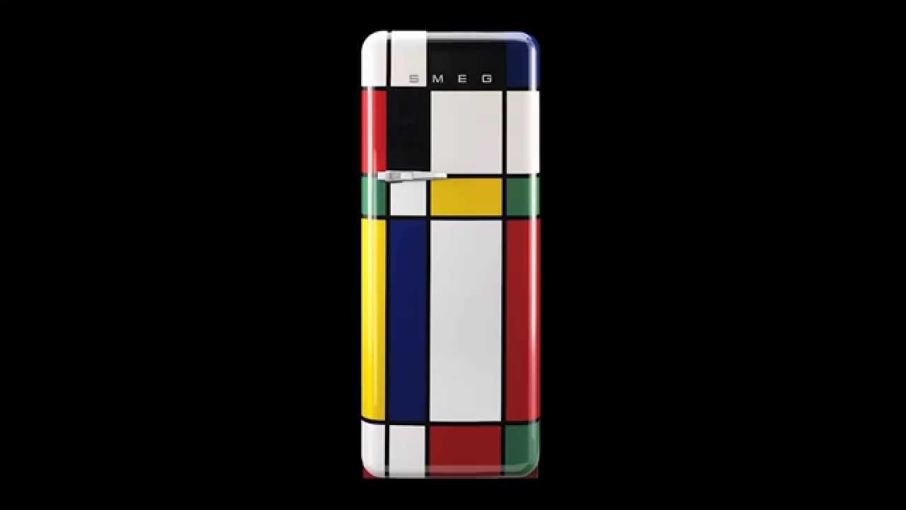 Smeg Kühlschrank Victoria : Smeg fab freiheit für die farben youtube