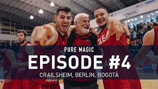 PURE MAGIC #4 | HAKRO Merlins Basketball Dokumentation