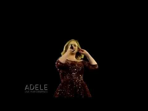 Adele - One and Only (Live at The Mt Smart Stadium) Auckland / New Zealand