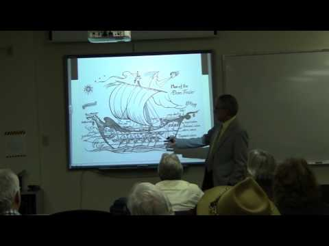 Winter Quest 2017 - Voyage of the Dawn Treader, Dr. Joel Heck