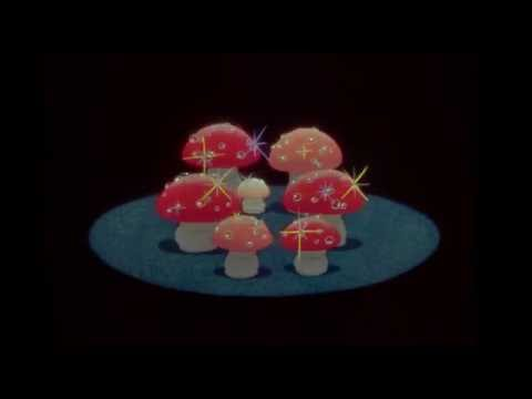 "The Mushroom Dance from ""Fantasia"" (1940) - w/ the Nutcracker Suite"