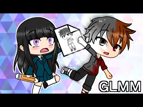 My Drawing Came To Life! | Gacha Life Mini Movie