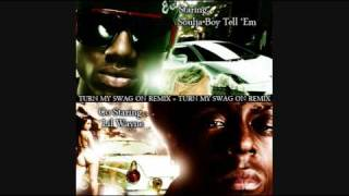 Soulja Boy feat. Lil Wayne Jim Jones Maino Young Jeezy & Jadakiss - Turn My Swag On (Official Remix)