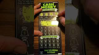 Biggest win yet!! New tickets! Indiana Hoosier Lottery!
