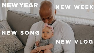 New Year, New Week. New Song, New Vlog.