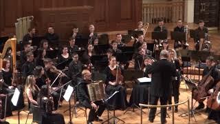 Р. Калимуллин. Концерт для саксофона 3 часть.