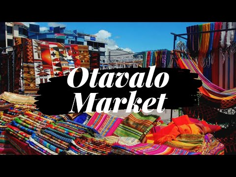 Otavalo Market day tour with Ecuatraveling