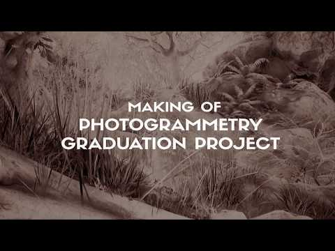 Unreal Engine 4 - Making Of Photogrammetry Graduation Project