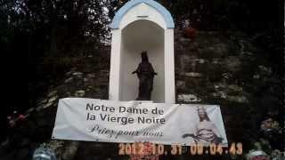 Vierge noire...  île de la réunion, Séga Patrick persee, Alain peters .
