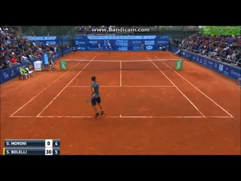 Barletta Challenger Bolelli vs Moroni Highlights