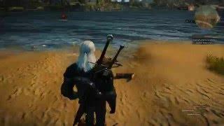 Ведьмак 3: Дикая Охота, уроки фехтования, 18+ присутствует мат и кровавые добивания!