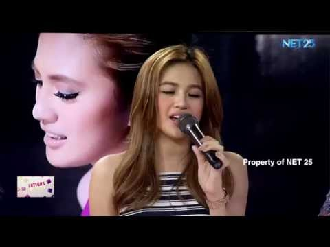 JULIE ANNE SAN JOSE NET25 LETTERS AND MUSIC Guesting - EAGLE ROCK AND RHYTHM