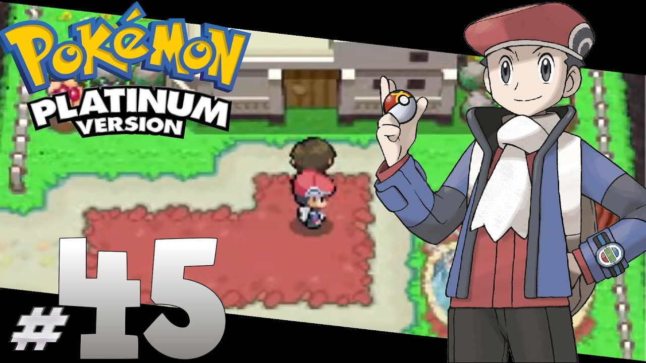 Pokemon: Platinum - Tam Çözüm#45 : Resort Area