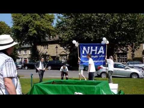 NHA Party CaMarathon OxFord -Witney