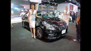 New 2019 Sedan Nissan Almera Sportech 2018