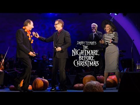 Danny Elfman - The Nightmare Before Christmas - Kathrein O'hare + Paul Reubens